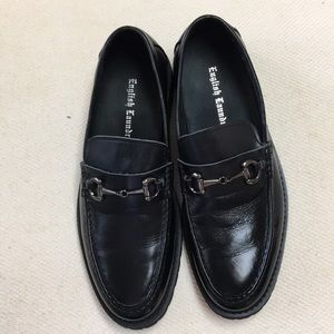 English Laundry men's loafers
